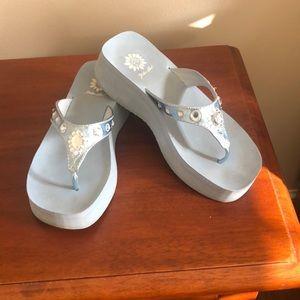 Yellow Box women's sandals